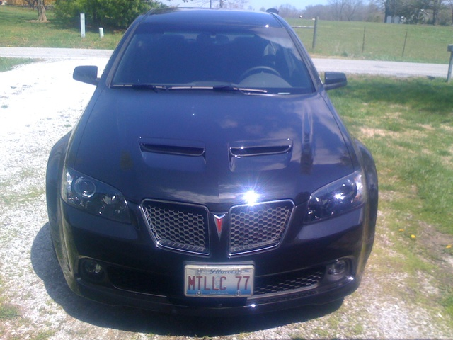 Picture of 2008 Pontiac G8 GT