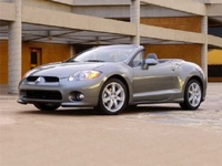 2008 Mitsubishi Eclipse Spyder Picture Gallery