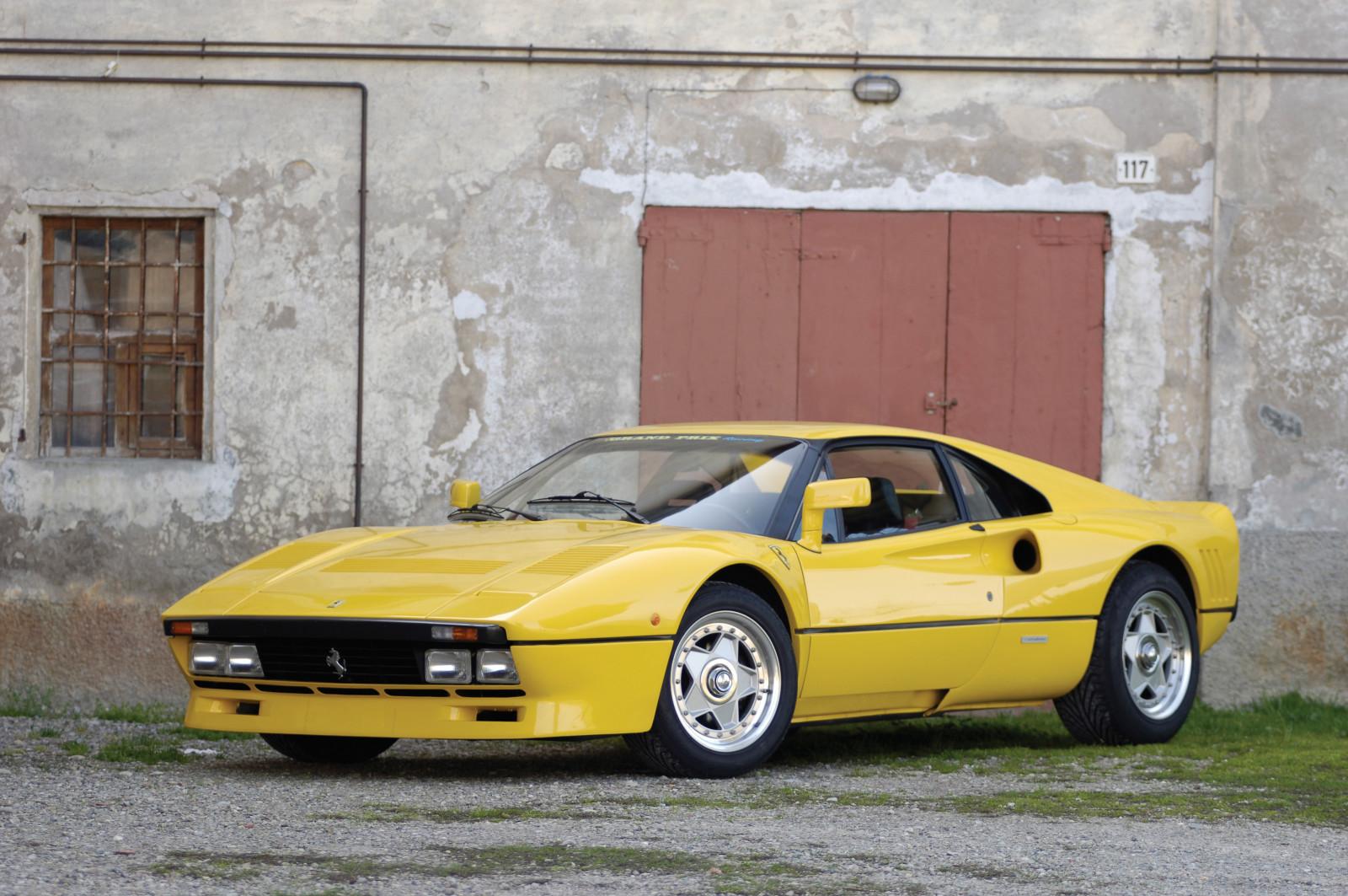 1984 Ferrari 288 GTO - Pictures - 1984 Ferrari 288 GTO picture ...