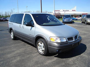 Picture of 2000 Pontiac Montana Base Extended