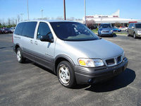 2000 Pontiac Montana Picture Gallery