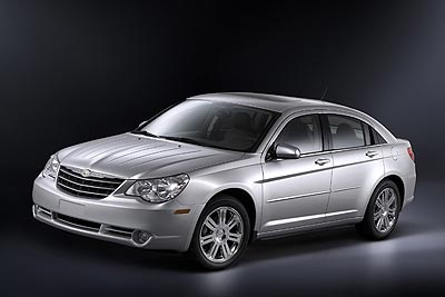 Picture of 2007 Chrysler Sebring Sedan FWD, exterior, gallery_worthy