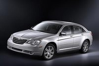 Foto de un 2007 Chrysler Sebring Sedan FWD, exterior, gallery_worthy