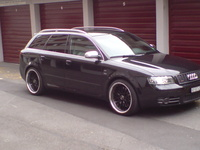 Picture of 2004 Audi S4 4 Dr Avant quattro AWD Wagon, exterior