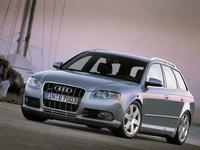 2008 Audi S4 Avant Overview