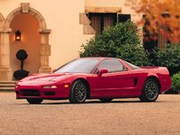 1999 Acura NSX Overview