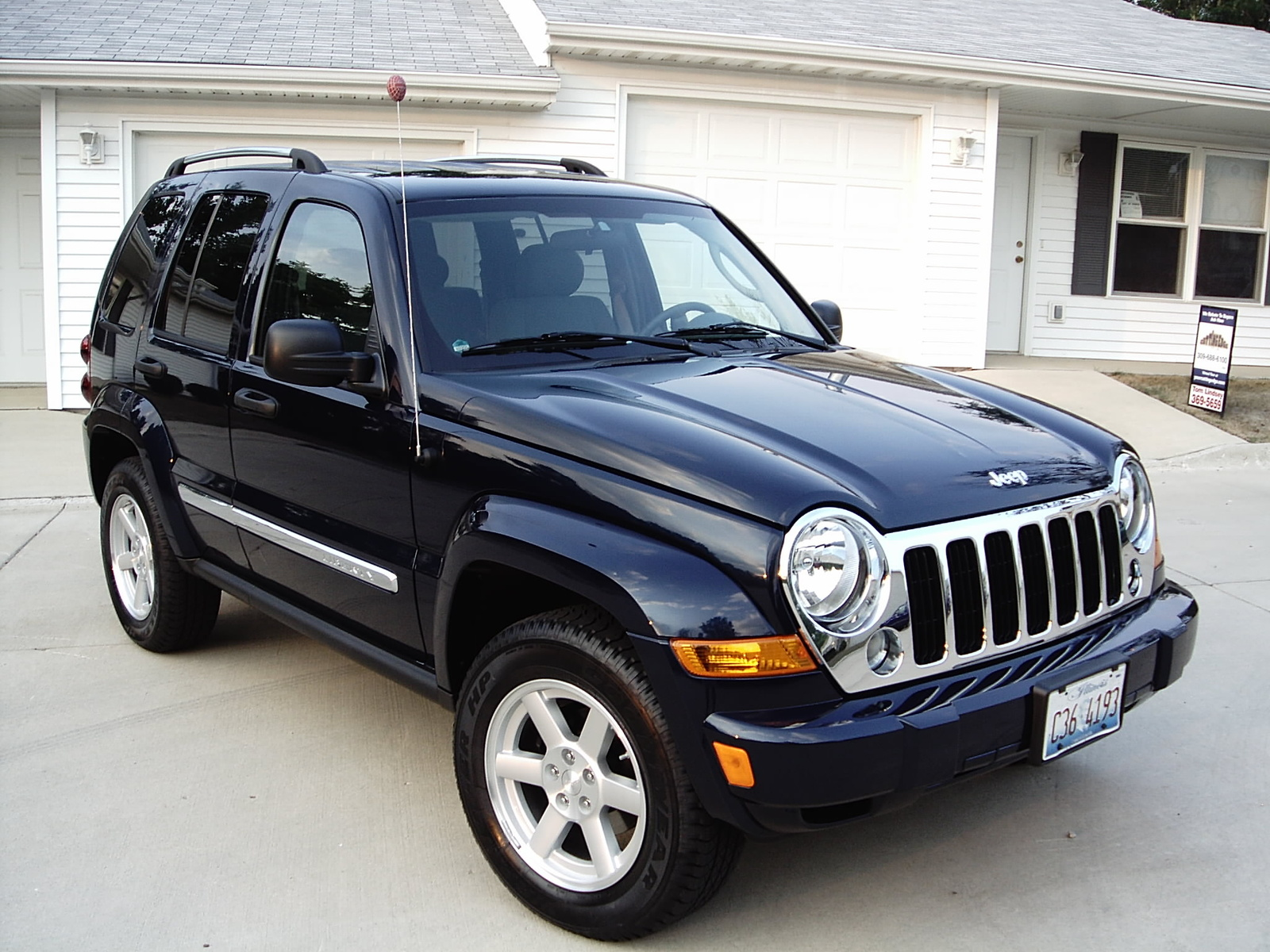 2005 jeep liberty exterior pictures cargurus. Black Bedroom Furniture Sets. Home Design Ideas