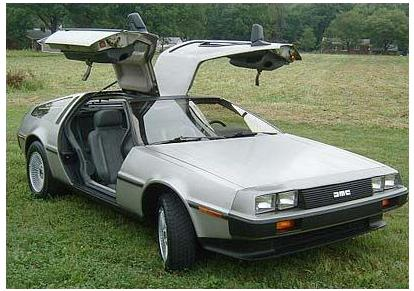 1982 Delorean DMC-12 picture, exterior