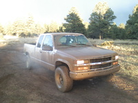 1997 Chevrolet C/K 1500 Ext. Cab 6.5-ft. Bed 4WD picture, exterior