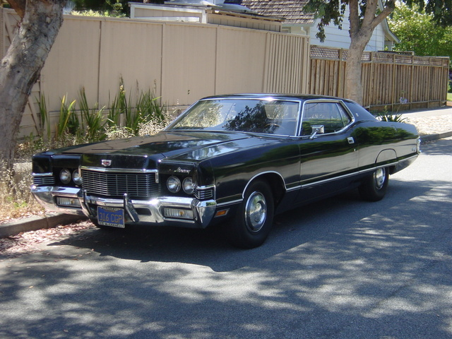 Picture of 1971 Mercury Marquis, exterior