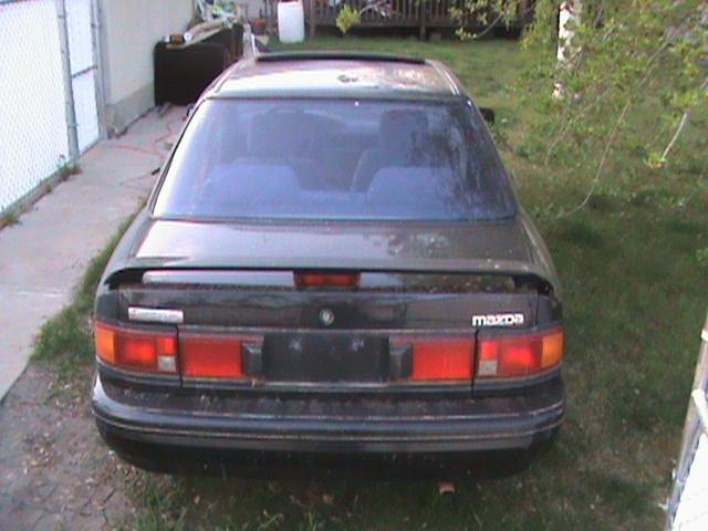 1991 Mazda Protege