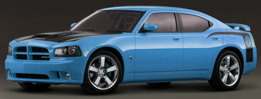 2008 Dodge Charger SXT AWD - Exterior Pictures - 2008 Dodge Charger ...