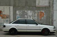 1993 Audi 90 CS quattro AWD, 1993 Audi 90 4 Dr CS Quattro AWD Sedan, exterior, gallery_worthy