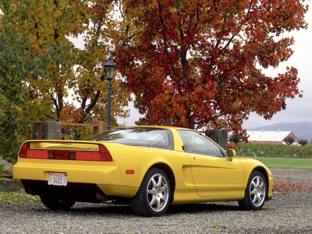 Picture of 1997 Acura NSX, exterior, gallery_worthy