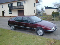 1994 Citroen XM Overview
