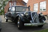 1952 Citroen Traction Avant Overview