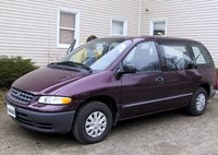 Picture of 1996 Plymouth Voyager Minivan, exterior