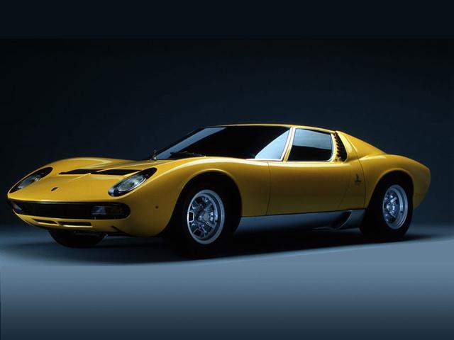 Picture of 1970 Lamborghini Miura