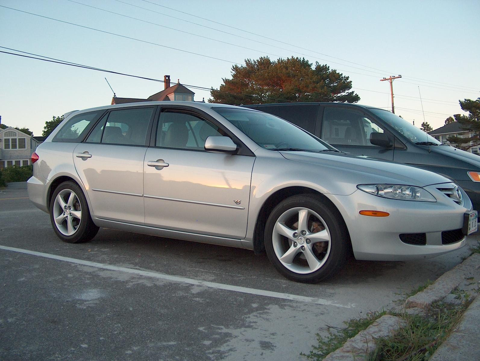 2004 Mazda Mazda6 Pictures Cargurus