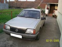 1985 Opel Ascona Overview