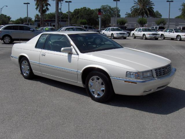 2001 Cadillac Eldorado 2 Dr ETC Coupe picture