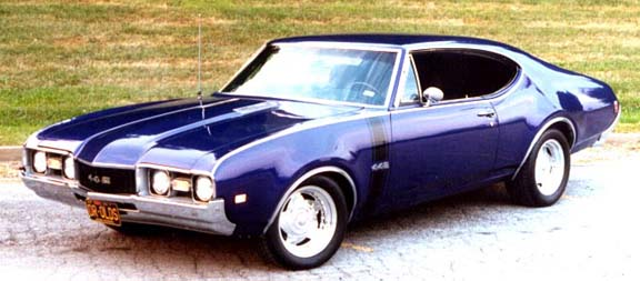 Picture of 1968 Oldsmobile 442, exterior