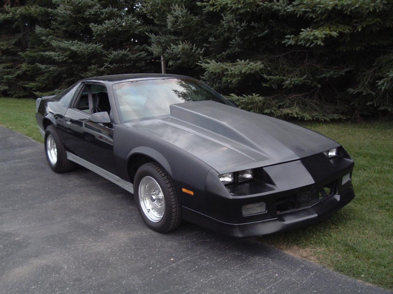 1985 Chevrolet Camaro - Pictures - CarGurus