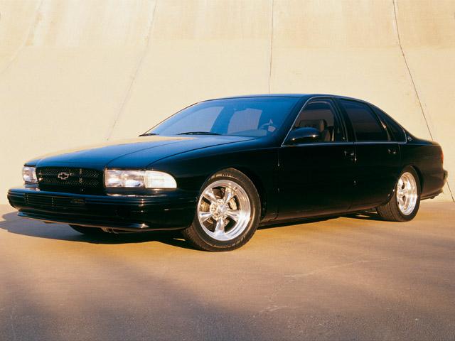 1994 96 Impala Ss Sports Hip Hop Amp Piff The Coli