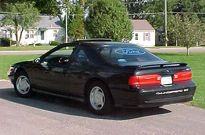 1995 Ford Thunderbird 2 Dr SC Supercharged Coupe picture