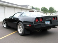 1986 Chevrolet Corvette Coupe picture, exterior