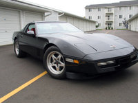 Picture of 1986 Chevrolet Corvette Coupe, exterior