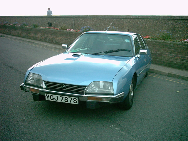 Picture of 1977 Citroen CX