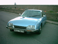 1977 Citroen CX Overview