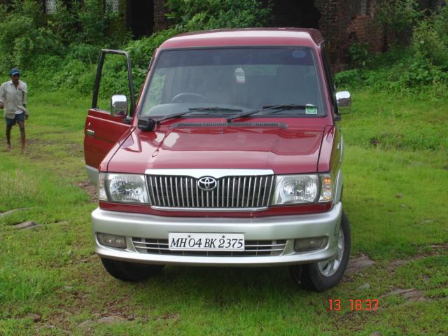 2005 Toyota Qualis picture, exterior