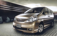 2007 Nissan Serena Overview