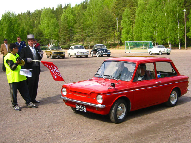 Picture of 1965 Hillman Imp