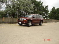 Picture of 2003 Dodge Durango SLT 4WD, exterior
