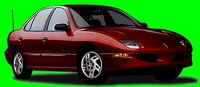 Picture of 1997 Pontiac Sunfire, exterior, gallery_worthy