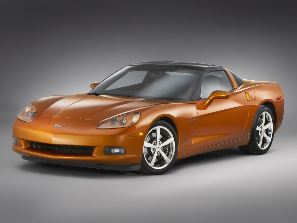 2008 Chevrolet Corvette ZO6 picture