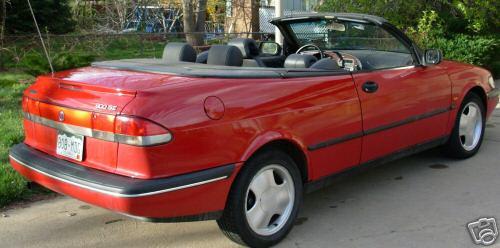 Saab 900 Se Turbo. 1996 Saab 900 2 Dr SE Turbo