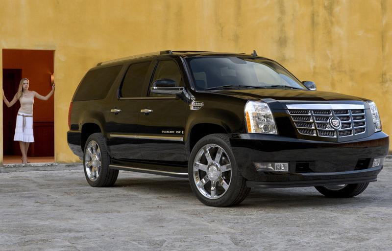 2009 Cadillac Escalade ESV Pictures