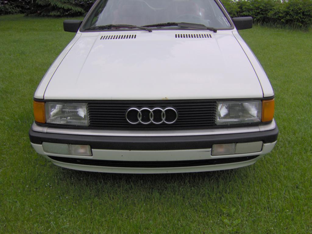 1984 Audi Coup 20 GT related infomationspecifications  WeiLi