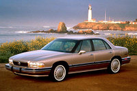 Picture of 1992 Buick LeSabre Limited, exterior