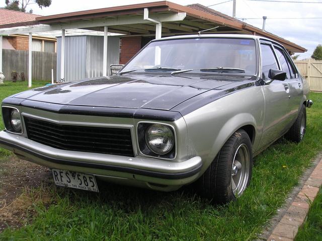 Picture of 1974 Holden Torana, exterior, gallery_worthy