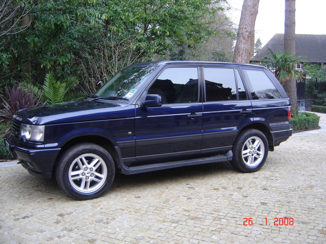 2002 land rover range rover pictures cargurus. Black Bedroom Furniture Sets. Home Design Ideas