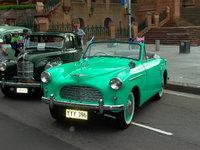 1953 Austin A40 Overview