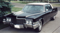 Picture of 1969 Cadillac Fleetwood, exterior