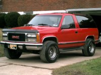 Picture of 1991 GMC Jimmy, exterior, gallery_worthy