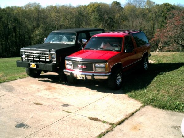 Picture of 1992 GMC Yukon