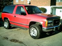 1995 GMC Yukon Overview